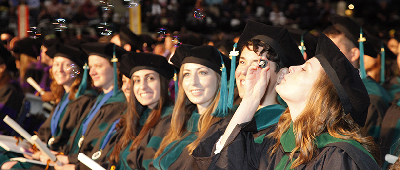 UMB Commencement 2015