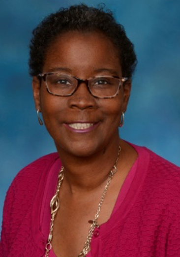 Headshot of Darlene Robinson, MD, donor to the UMB CURE Scholar program.