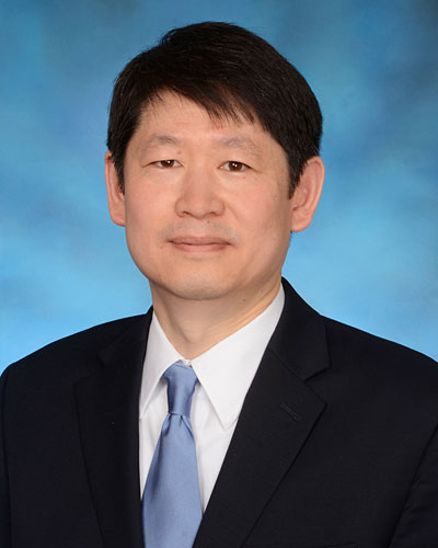 Libin Wang, BM, MM, PhD, assistant professor of medicine at the University of Maryland School of Medicine, cardiologist at the University of Maryland Medical Center, and co-director of the Hypertrophic Cardiomyopathy Program.