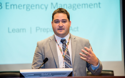 Building Proactive UMB Police,  Emergency Management Units
