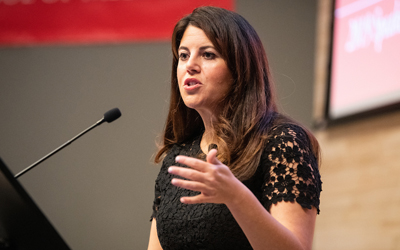 Lewinsky Urges Compassion for Cyberbully Victims