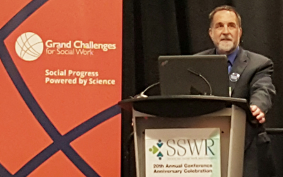 SSW Plays Role in 'Grand  Challenges for Social Work'