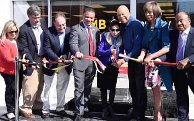 UMB Opens Community Engagement Center
