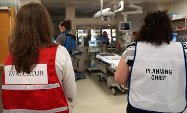 CHHS Prepares Hospitals for Emergency Response