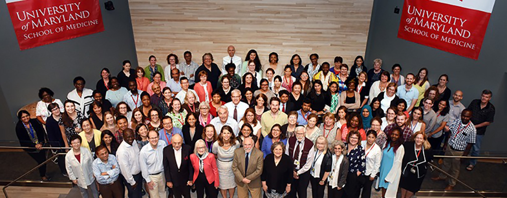 The faculty and staff of the Center for Vaccine Development and Global Health