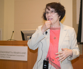 Olivia D. Carter-Pokras, PhD, professor in the Department of Epidemiology and Biostatistics at the University of Maryland College Park School of Public Health