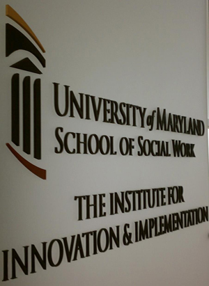 The Institute for Innovation and Implementation