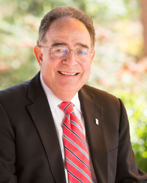 Jay A. Perman, MD, president of the University of Maryland, Baltimore