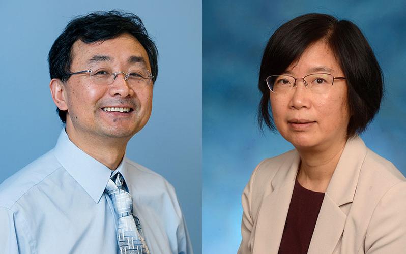 Yang Liu, MD, and Pan Zheng, MD, PhD