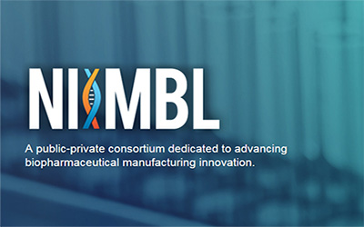 The University of Maryland School of Pharmacy has joined leading academic, government, nonprofit and private organizations in the National Institute for Innovation in Manufacturing Biopharmaceuticals (NIIMBL). Established by Manufacturing USA, NIIMBL also includes the University of Maryland, College Park.