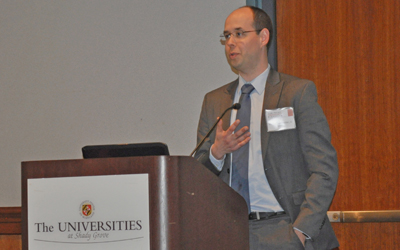 Cybersecurity Symposium Covers Law and Policy