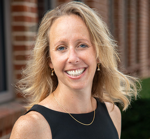Claire Broido Johnson, MBA, Managing Director of the Maryland Momentum Fund (MMF)