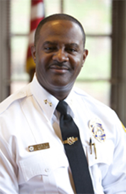 Antonio Williams, MS, UMB Chief of Police, Assoc. VP of Public Safety