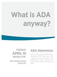 ADA Awareness