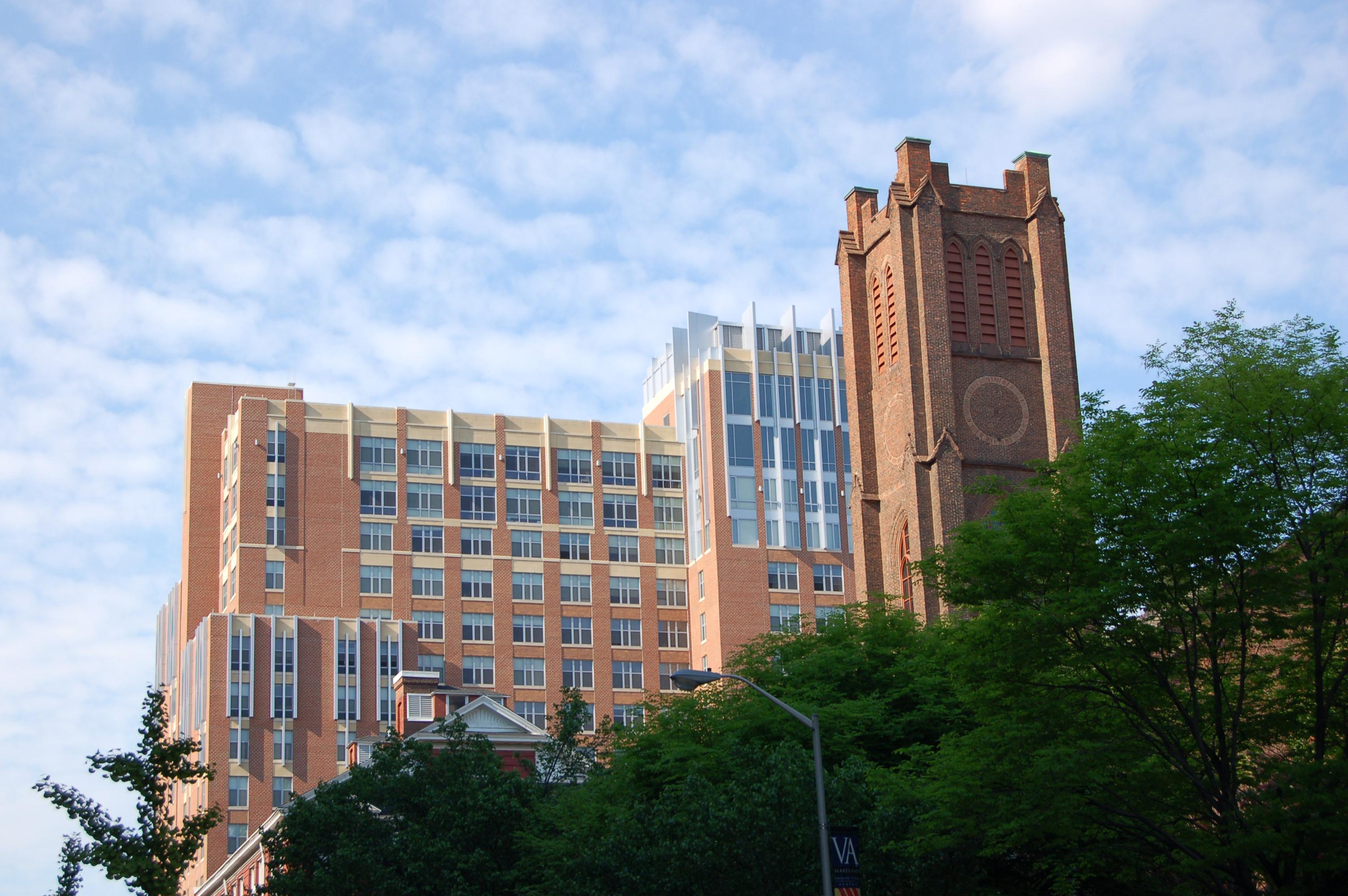 Housing University Of Maryland Baltimore