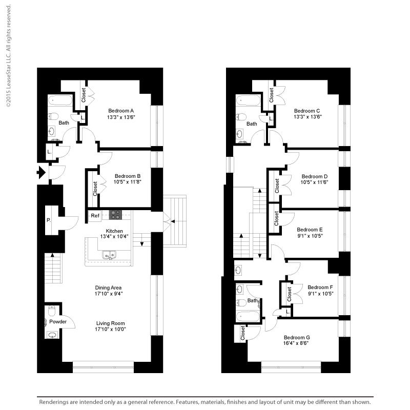 Lexington Square Apartments: University Of Maryland, Baltimore