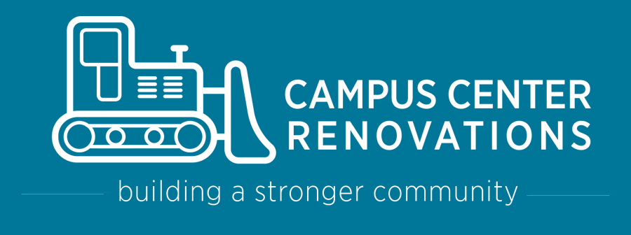 Campus Center renovations header image