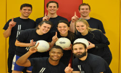Indoor Volleyball Champion