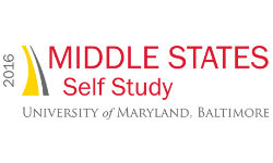 UMB MIDDLE STATES SELF-STUDY
