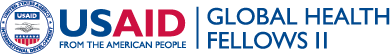 USAID Global Health Fellows logo, used by permission