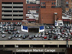 Lexington Market Garage