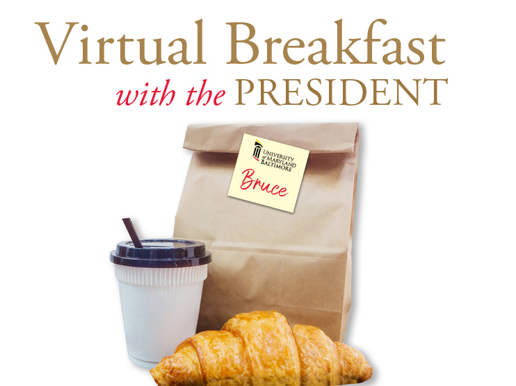 Breakfast with the President