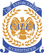 Small color CALEA seal